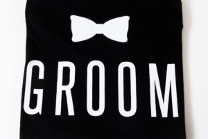 Photographers of Las Vegas - Product Photography - Groom T-Shirt