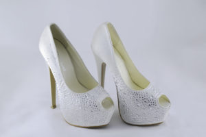 Photographers of Las Vegas - Product Photography - Wedding Shoes