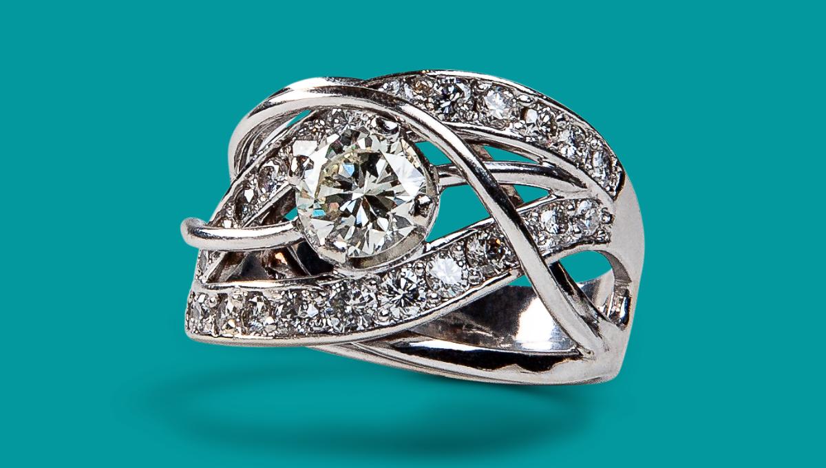 New Custom Fine Jewelry from Forgotten Treasures