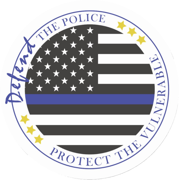 support-the-police-back-the-blue
