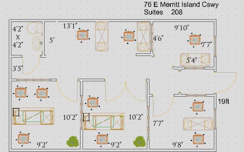 76 E. Merritt Island Causeway unit 208