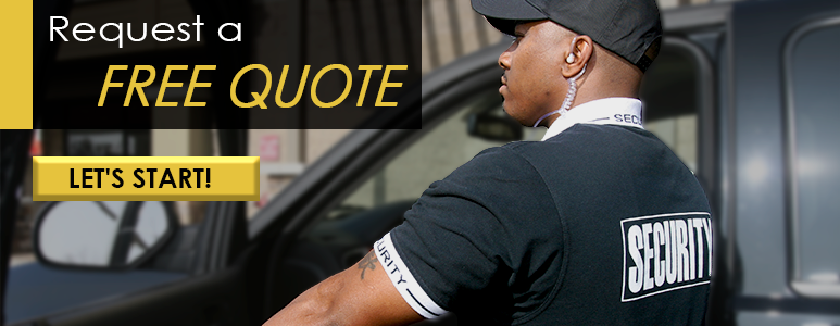 Request free Quote for Shopping Center Security