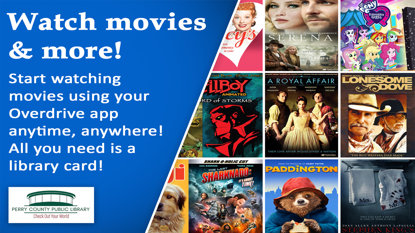 Overdrive movies slide