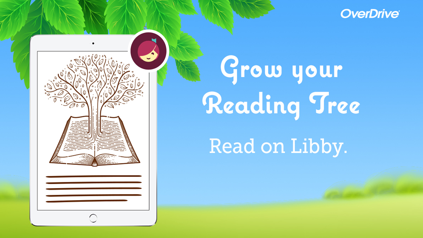 Libby Grow your reading tree April 2021