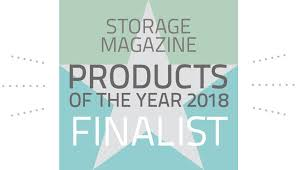 Storage Magazine Products of the Year Finalists 2018