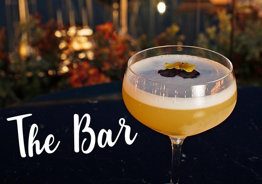 Baba Au Rum - cocktail