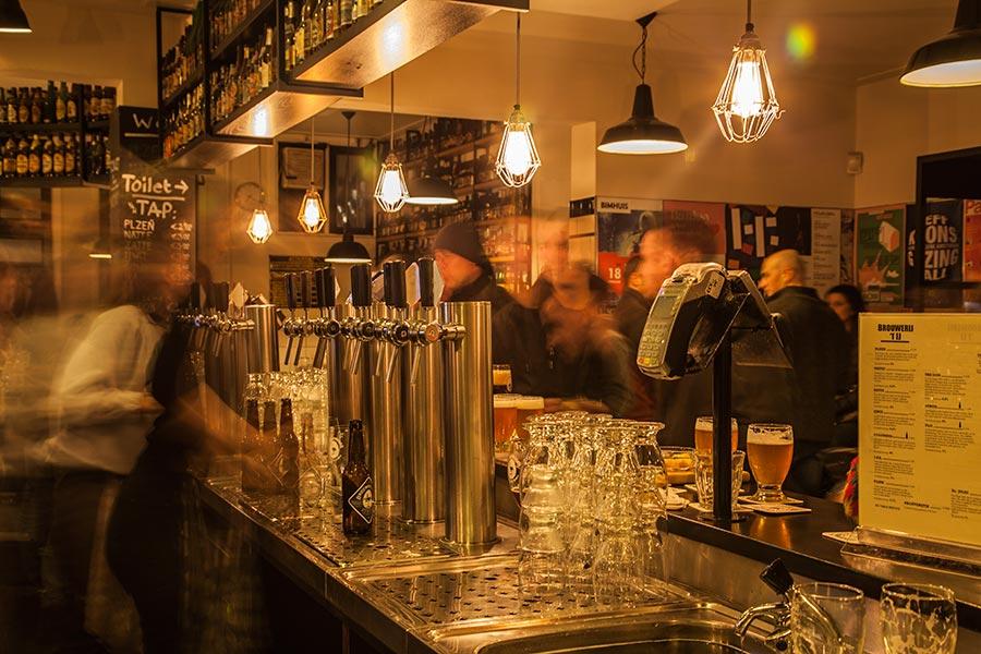 Brouwerij Het Ij - tasting room - 2