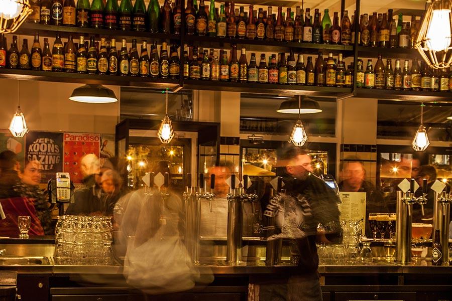 Brouwerij Het Ij - tasting room - 3