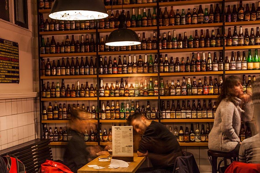 Brouwerij Het Ij - tasting room - 4