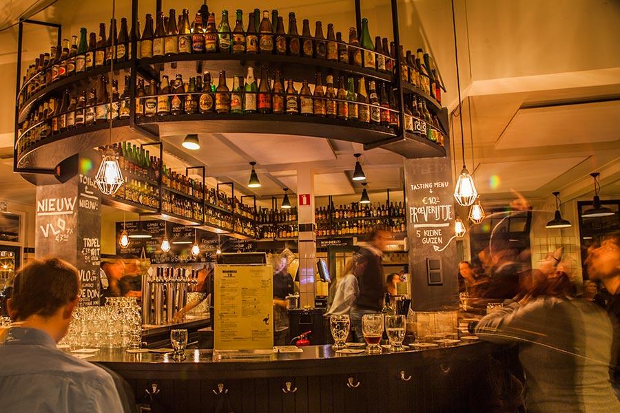 Brouwerij Het Ij - tasting room - 5