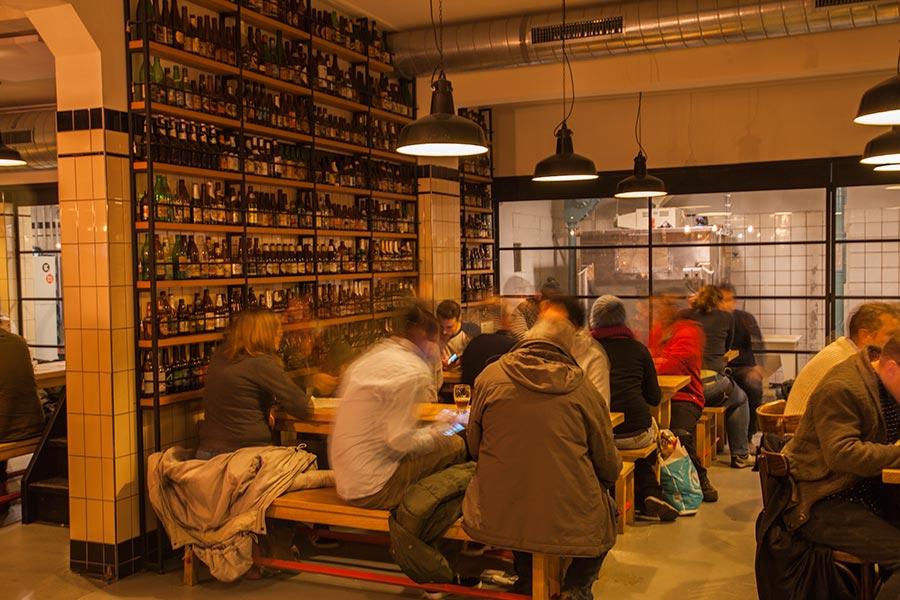 Brouwerij Het Ij - tasting room - 7