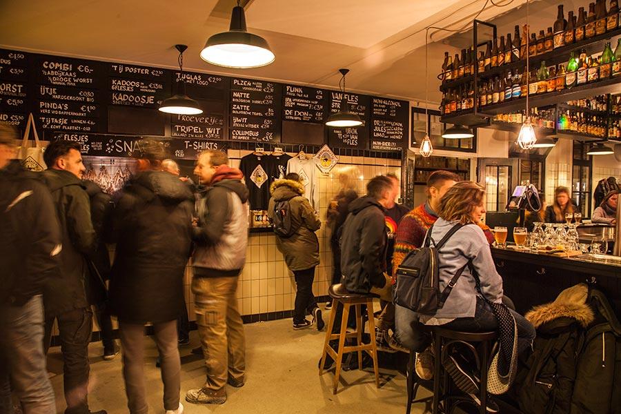 Brouwerij Het Ij - tasting room - 9