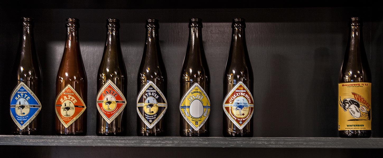 Brouwerij Het Ij - first labels designs