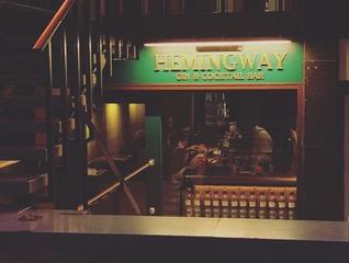 Hemingway front