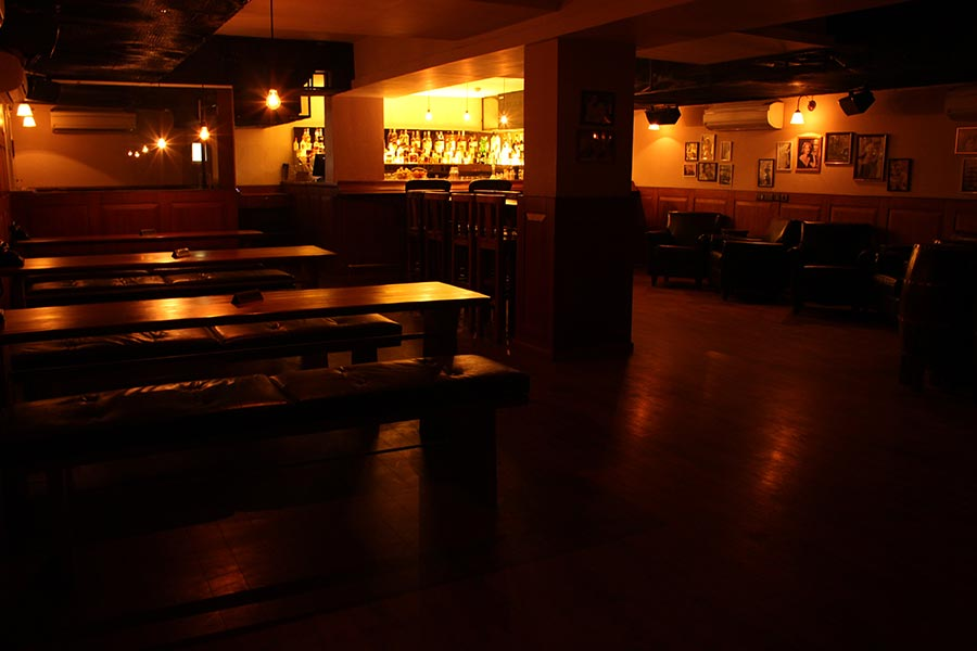 PCO - Pass Code Only, Speakeasy Bar, New Delhi - interior-3
