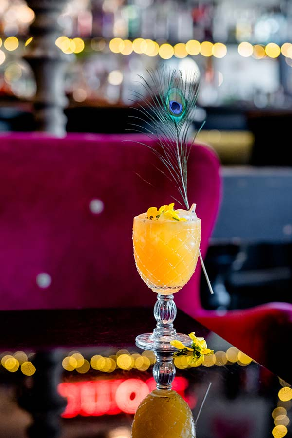 """Rock & Rose - cocktail 4 for """"Cocktails in the City"""" event"""