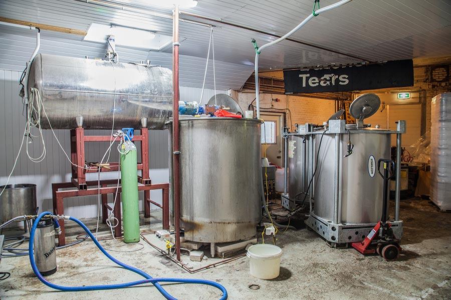 Butcher's Tears - brewery 2