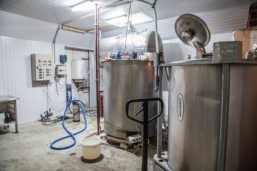 Butcher's Tears - brewery 1