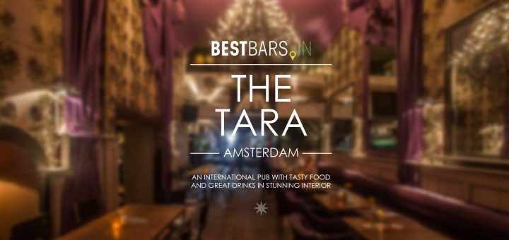 The Tara - International pub in Amsterdam city center