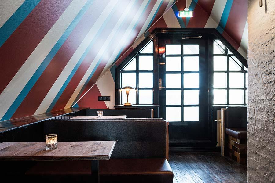 Mikkeller & Friends Bar, Reykjavik - sitting area