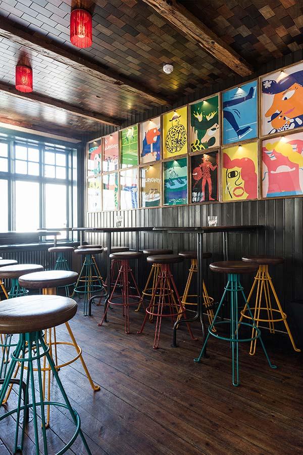 Mikkeller & Friends Bar, Reykjavik - interior design