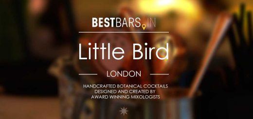 Little Bird Cocktail Bar