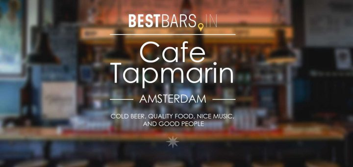 Cafe Tapmarin, Amsterdam