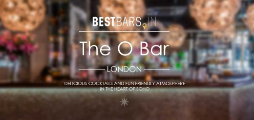 The O Bar - London