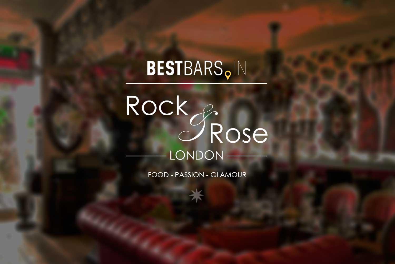Rock & Rose Cocktail Bar, London