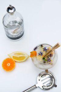 Skully Gin Cocktails