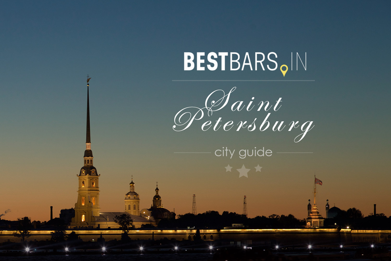 Saint Petersburg City guide