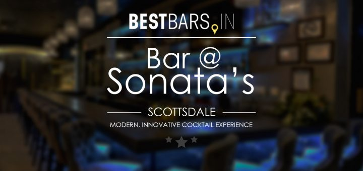 Bar @ Sonata's, Scottsdale, Arizona