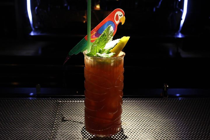 Tabu Cocktail by Cube Bar, Volos