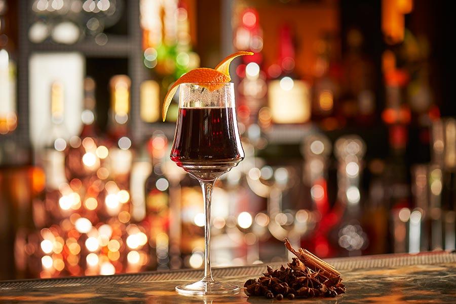 Ritorno Brule Cocktail at Ritorno, London