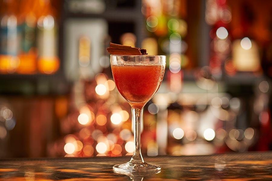 Ritorno Off The Blazer Cocktail at Ritorno, London