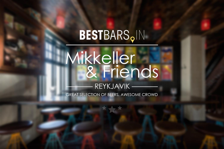 Mikkeller & Friends bar, Reykjavik, Iceland