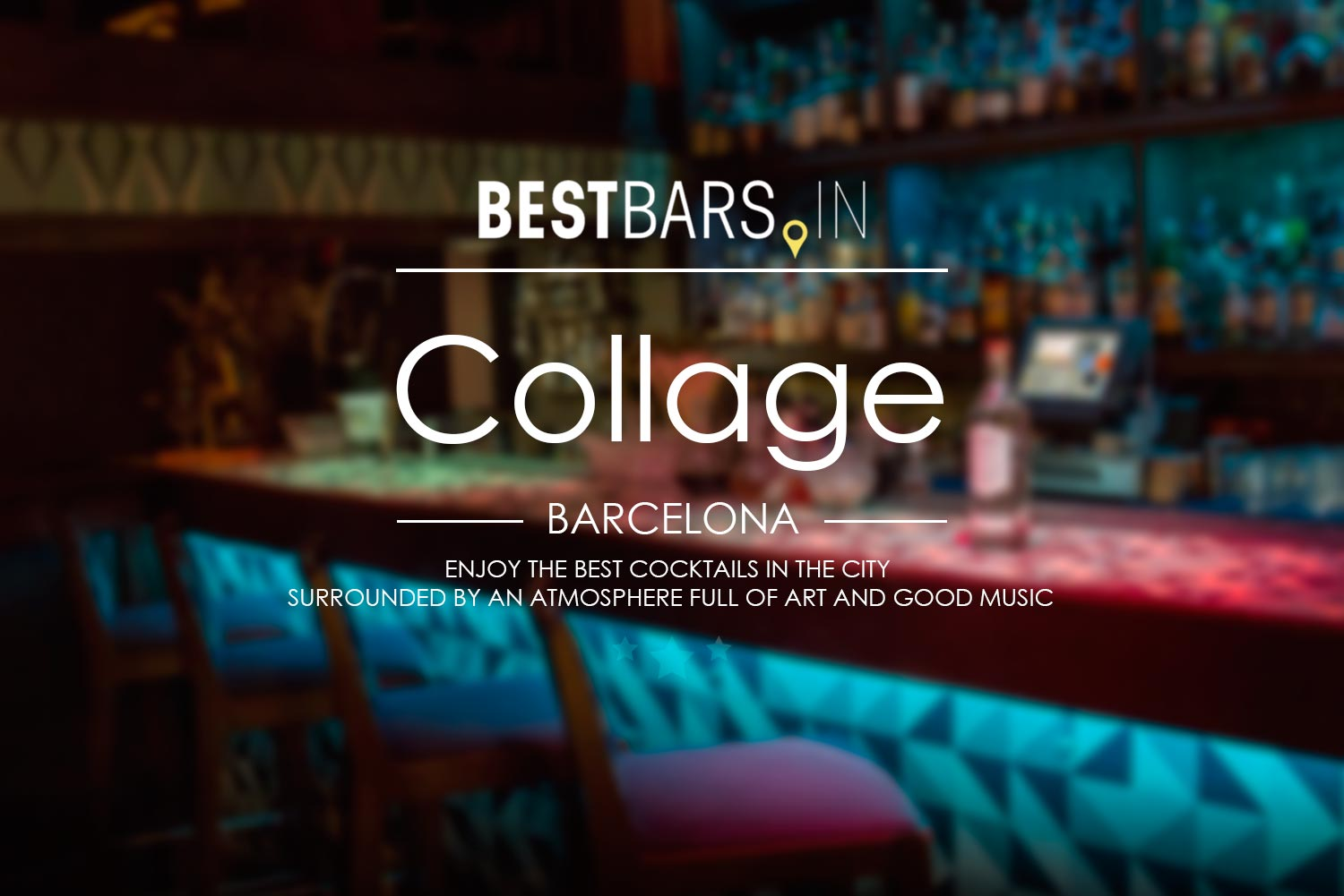 Collage Cocktail Bar