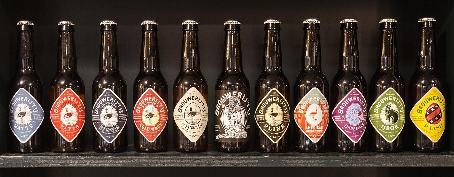 Brouwerij Het Ij beers