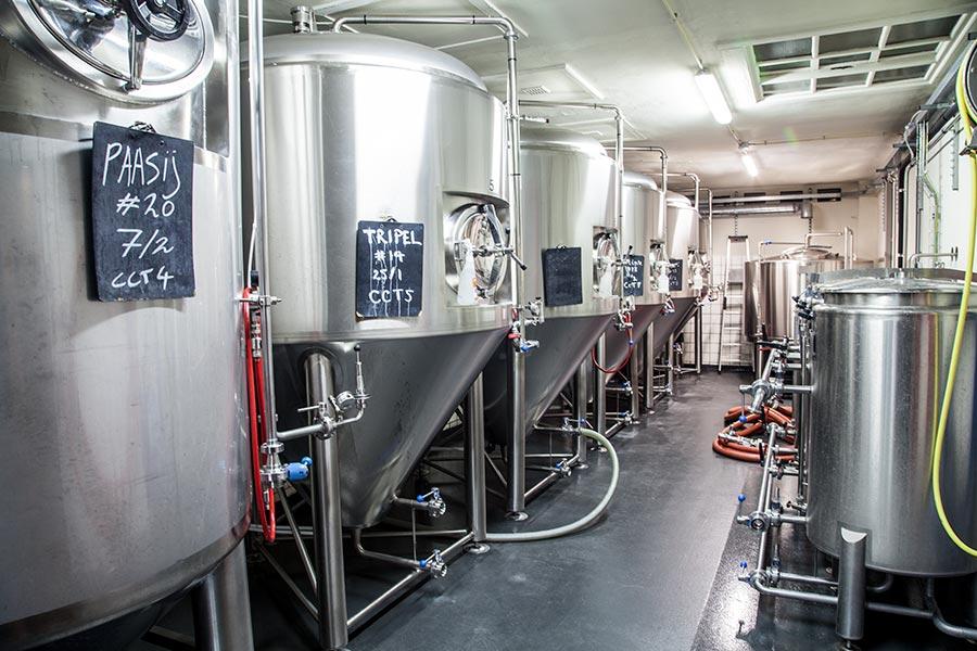 Brouwerij Het Ij - brewery