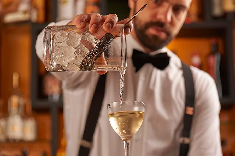 Organic Duchy Martini by Ritorno