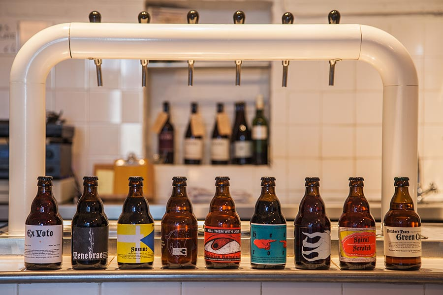 Butcher's Tears craft brewery in Amsterdam