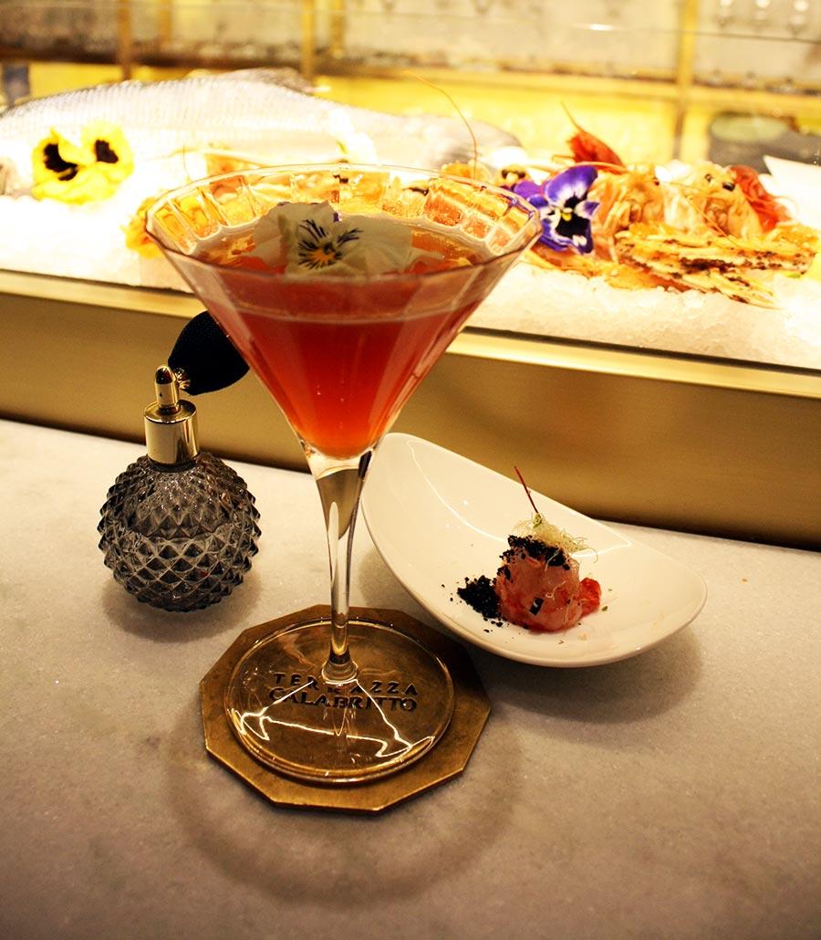 LuxItalian Cocktail Masterclass - cocktails
