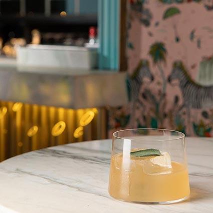 Oscar Wilde Said cocktail