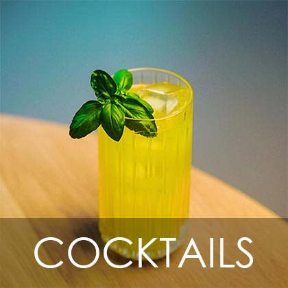 Cocktails and cocktail recipes