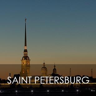 Best bars in Saint Petersburg
