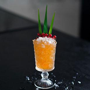 Eddy's Summer Challenge cocktail recipe