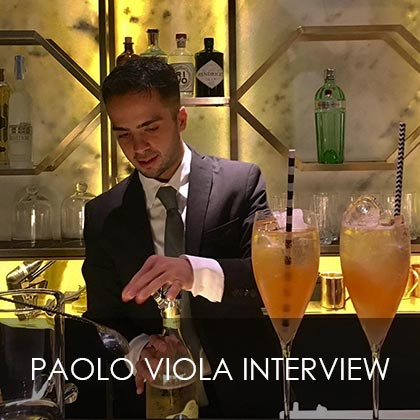 How to run a successful bar - interview with Paolo Viola