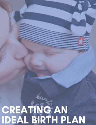 Creating an Ideal Birth Plan