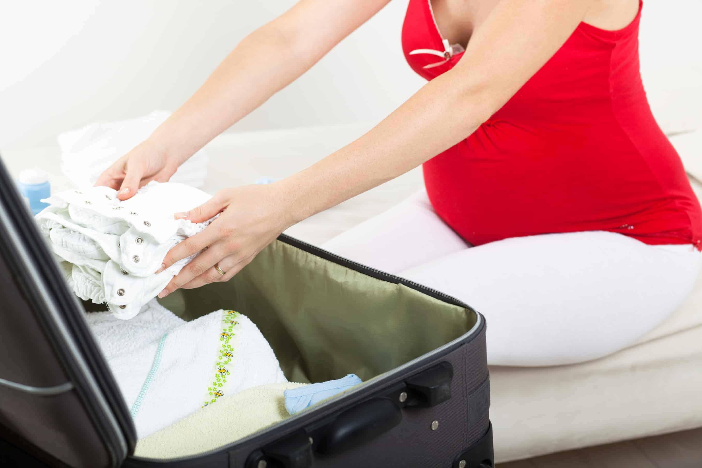 packing a hospital bag