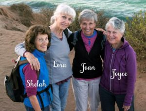 4 co-authors of Dynamic Aging